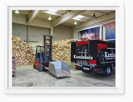 Brennholz günstig für Essen